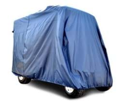 "Picture of Madjax Cart Cover for Carts w/ 116"" Top"